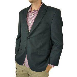Jos A Bank Traveler Mens Blazer Jacket Size 42 S
